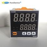 TCN4M-24R ПИД регулятор температуры, 72х72мм, 110-220 Вольт питание, датчики: термопара (K, J)