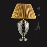 74505P Sarri Hermitage silver, Настольная лампа