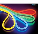 Гибкий неон LED Flex-neon (Цвет - желтый)