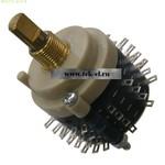 Галетные переключатели RCL371-4-4-8 (от 10 шт.)