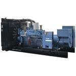 Дизельная трехфазная электростанция SDMO EXEL II X1000C