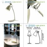 RETRO Green table lamp Faro 20004, светильник