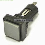 Кнопки PBS-32B off-(on) серый (от 500 шт.)