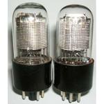Лампа 6С5С (триод)