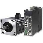 Сервопривод ASD-A2 Блок управления 0.2кВт 1x220В, EtherCAT,  порт дискретных входов, USB