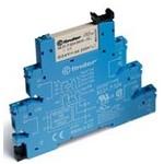 Интерфейсные модули реле Электромеханические реле; Винтовые клеммы; Контакты AgNi; 1 группа конт.6A; 230-240V AC/DC
