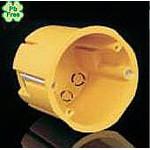 Коробка ПВХ приборная 73х73 мм