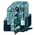 Водогрейный котел Универсал 5 с ручной топкой 154 кВт