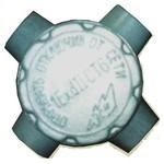 Коробка Крестовая Алюминиевая ККА-20