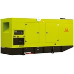 Дизель-генераторная установка PRAMAC GSW560V в кожухе