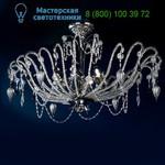 Потолочный светильник Renzo Del Ventisette  PL 14179/6 CRO OVALE