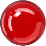 080301 Клавишные/кнопочные выключатели, светорегуляторы Накладка с байонетным креплением для светового сигнала