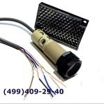 E3F2-R4B4-F Фотодатчик рефлекторного типа, дист. 4 м, PNP, фикс. чувств, пласт., кабель 2м, с рефлект Omron E3F2-R4B4F