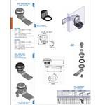 Фурнитура для производителей электротехнического оборудования: петли, замки, шарниры, ручки и многое другое