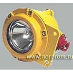 ФРЭ  4 Фара рудничная  для контактных электровозов.