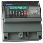 Электросчетчик Меркурий 201.5 однофазный однотарифный