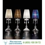 ES0700CO06BIAL Hermitage настольная лампа Evi Style