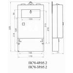 ПСЧ-3Р.05.2 10-100А; 3*220/380В