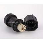 РК25-4В1К розетка кабельная