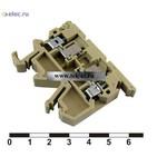 Клеммные колодки на динрейку MKK 1 (от 200 шт.)