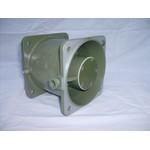 Электродвигатель ДАТ-100-8В (220В, 400Гц, 100Вт, 7350об/мин) в составе вентиляторов 59ВО-6-2