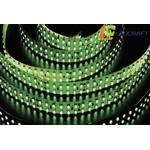 LED лента SMD 3528 19.2 Вт на метр 240 на метр IP 33 Зеленый