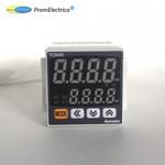 TCN4S-24R ПИД регулятор температуры, 48х48мм, 110-220 Вольт питание, датчики: термопара (K, J)