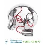 POLLICINO PL3 052274 Ideal Lux потолочный светильник