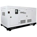 Дизель-генераторная установка GMV550 в шумозащитном кожухе SILENT