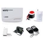 Охранно-пожарная сигнализация GSM OPTIMAL