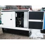 SDMO J44 малошумный аналог SJD40 CTM John Deere Marelli дизельная электростанция  генератор  ДГУ