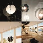 Vistosi Poc SP 35/25/D1 Pendant light светильник, Depends on lamp size