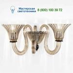 Soffio 1388/A2 K FU Sylcom настенный светильник