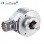 Подберем аналог  8.5000.A122.0100 Вал 6 мм, Выход Push-pull 5-30VDC, 58mm, IP66/67 с кабелем 1 метр, импульс на оборот…