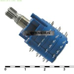 Галетные переключатели SR193-18-2 (15K) 2П18Н (от 10 шт.)