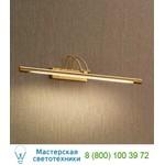 Подсветка для картин WA 2-1179/1 Gold-matt Orion