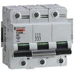 Автоматический выключатель C120N 4П 80A C | арт. 18372 Schneider Electric