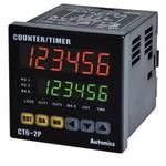 CT6S-2P 100-240VAC Счетчик/таймер с сенсорным управлением
