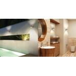 Top Light светильник Puk Maxx Wall Outdoor Wall Light, LED 2x12W