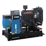 Генератор дизельный однофазный SDMO Montana T 24 KМ ( 24 кВт)