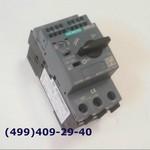 3RV2411-1JA10-0BA0 Автоматический выключатель для защиты двигателей и трансформаторов, 7-10 Ампер
