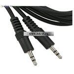 Аудио/видео шнуры FC-A-0003 3m (3.5mm) (от 200 шт.)