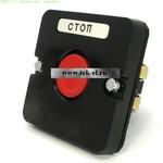 Кнопочные посты ПКЕ122-1 кнопка кр. (аналог) (от 100 шт.)