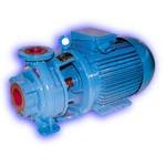 насос центробежный консольно-моноблочный КМ 65-50-160 электродвигатель АИР 100L2Ж 5,5кВт*3000об