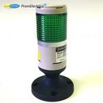 PLG-101-G Светодиодная колонна 12 VDC, зеленого цвета: диаметр 45 мм Menics