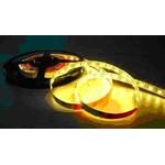 5050WW Светодиодная гибкая лента: SMD 5050, 24V dc, 12w 5М, 4800*15*2.4mm, 240 LED  (белый тёплый)  Трёх кристальные диоды возможно  управление контролером     один