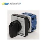 PS020OK723 Переключатель предела для вольтметра (фаза-нейтраль), номинальный ток 20 Ампер, EMAS