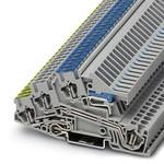 Заземляющие клеммы для выполнения проводки в зданиях - STI 2,5-PE/L/NT - 3031827, Phoenix Contact