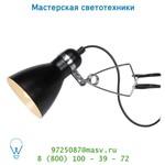 Lucide KLIPPY Spot Clip E14/9W incl H28/D10,5cm Schwarz 18611/71/30 настольная лампа