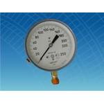 Манометры, вакуумметры, мановакуумметры показывающие для точных измерений МПТИ, ВПТИ, МВПТИ кл.т.1